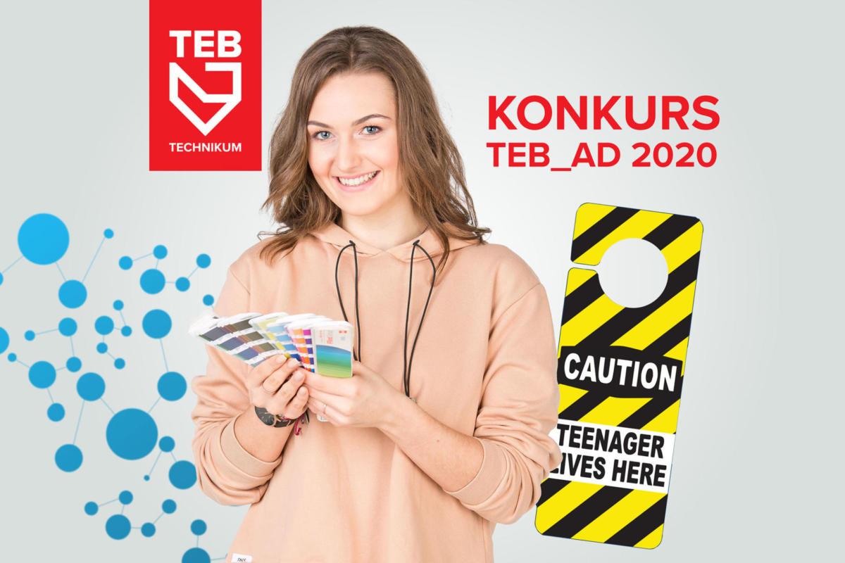 I OGÓLNOPOLSKI KONKURS REKLAMOWY TEB_AD