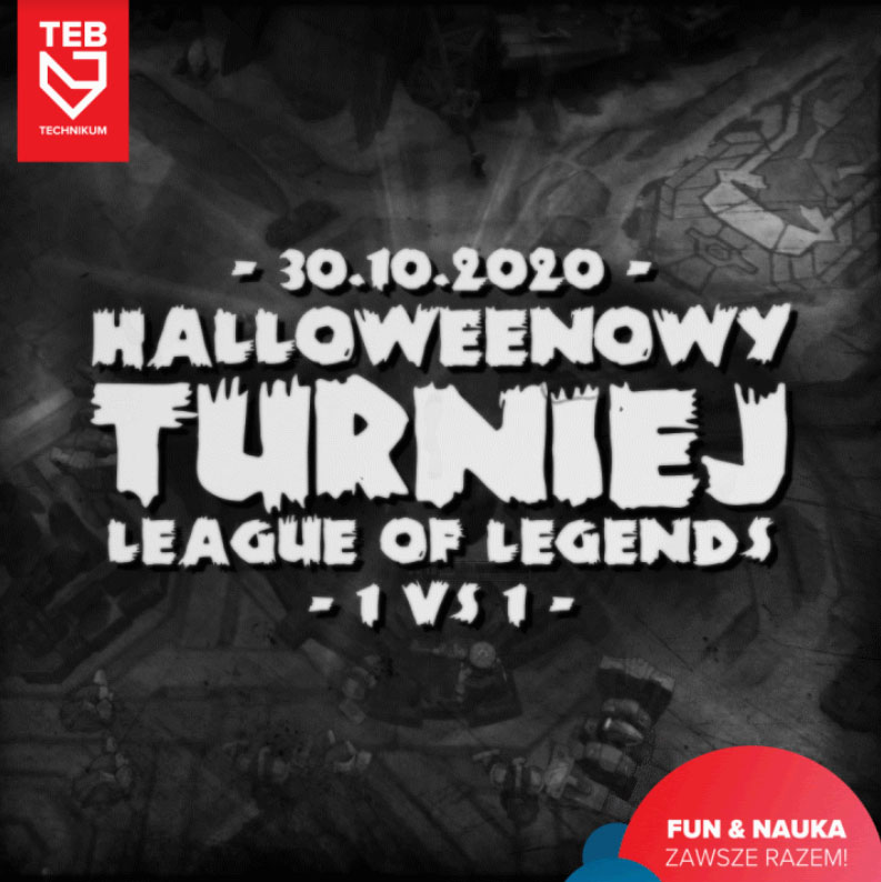 HALLOWEENOWY TURNIEJ LEAGUE OF LEGENDS