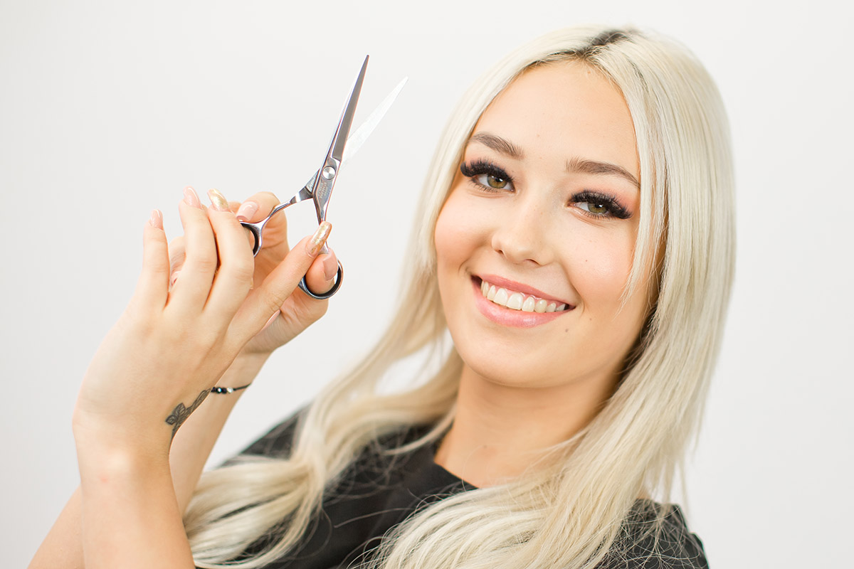 Technik usług fryzjerskich – klasa patronacka Schwarzkopf Professional